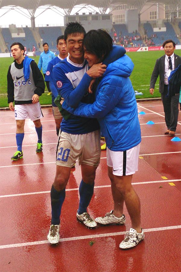 橫濱FC(香港)主場1:0小勝南華img