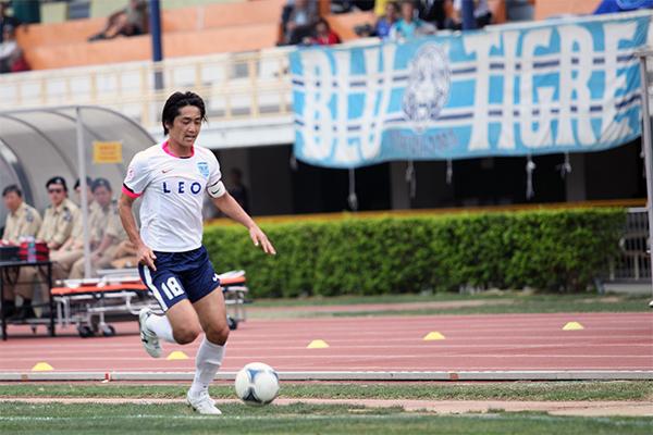 橫濱FC(香港)作客1:1賽和標準流浪img