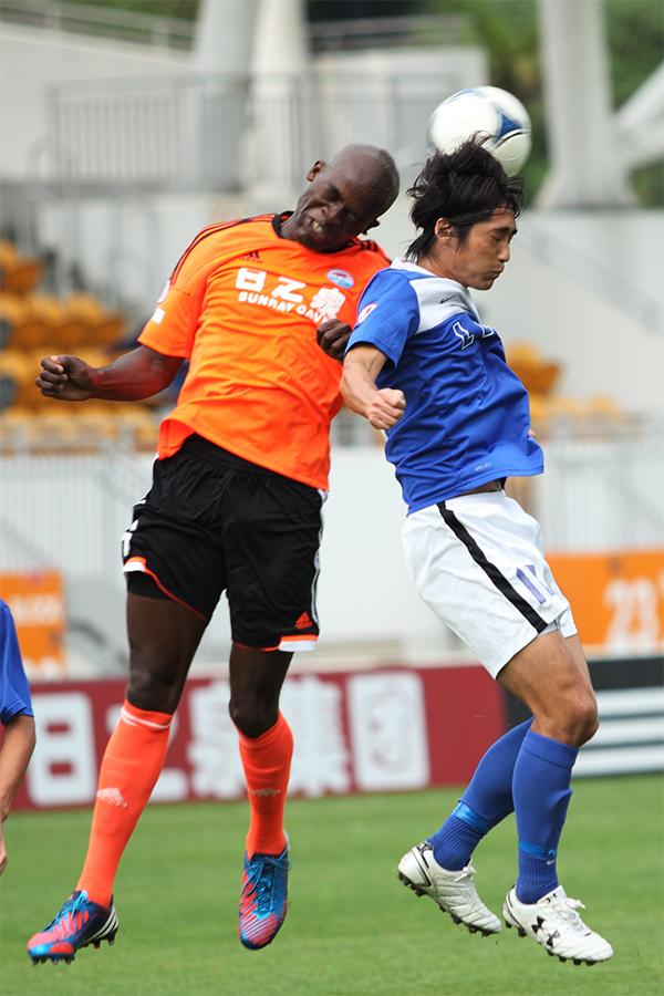 橫濱FC(香港)作客1:1賽和日之泉JC晨曦img