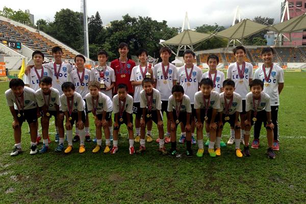 橫濱FC (香港) U12 - U18聯賽 / 盃賽成績img