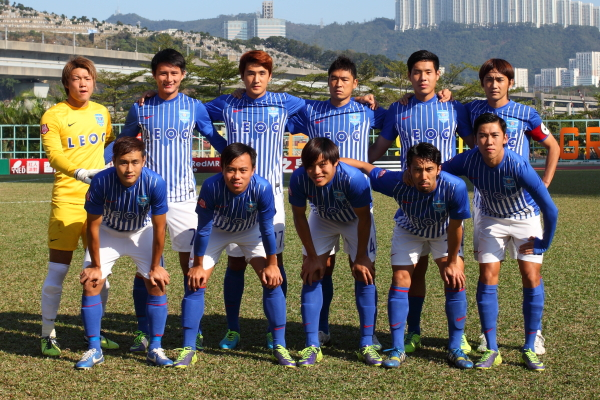 橫濱FC (香港) 作客2:3不敵晨曦img