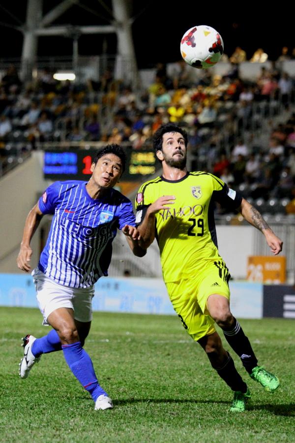 補賽通知: 橫濱FC (香港) 主場對太陽飛馬img