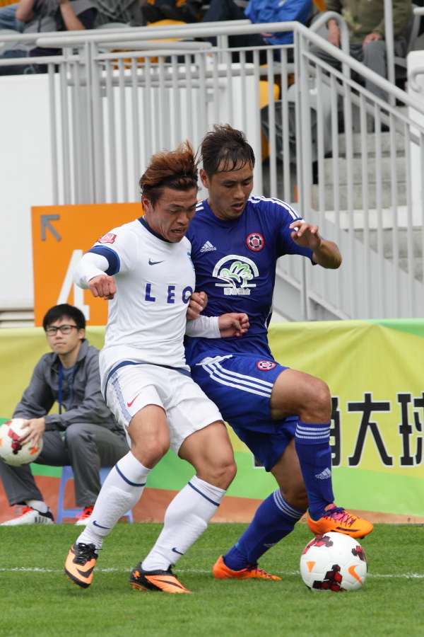 足總盃:橫濱FC (香港) 1-3 東方沙龍img