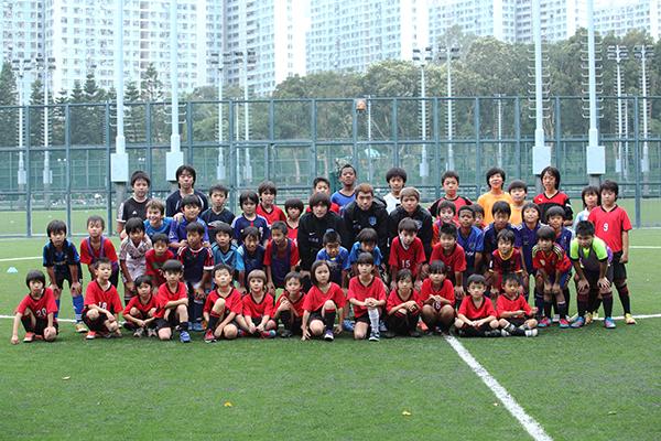 探訪香港日本人少年足球團Dragon Shootersimg