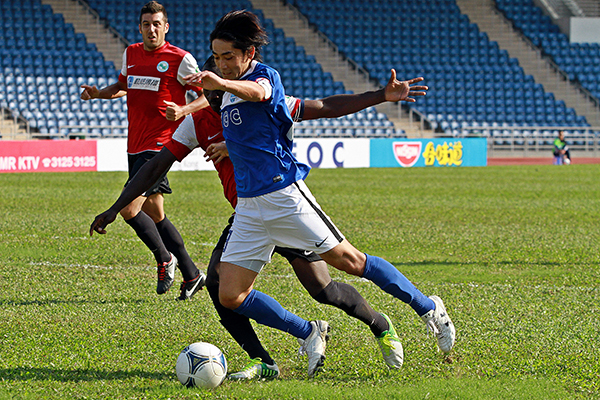 橫濱FC(香港)主場0:0賽和南區img