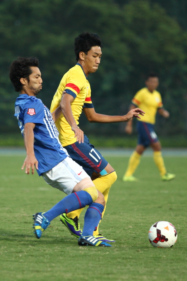Match Result: Yokohama FC (HK) 0-1 Kitcheeimg