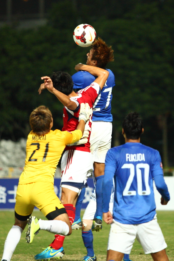 Match Result: Yokohama FC (HK) 1-2 South Chinaimg