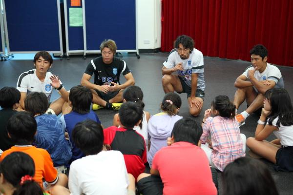探訪YMCA香港日本人補習授業校img