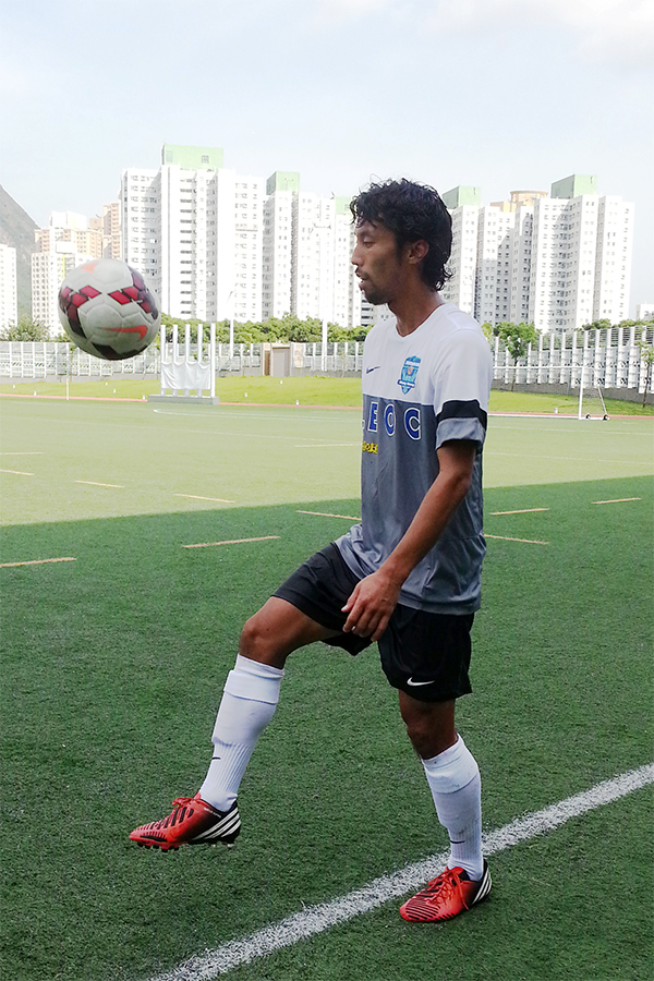 Harada Shintaro Transferred to Yokohama FC (HK) on Loanimg